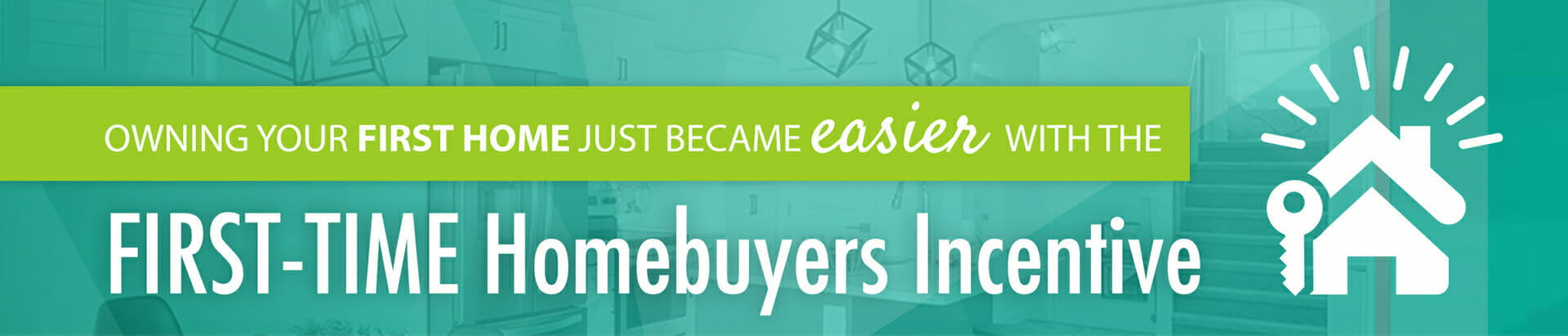 first time home buyers initiative, cmhc, savings, mortgage